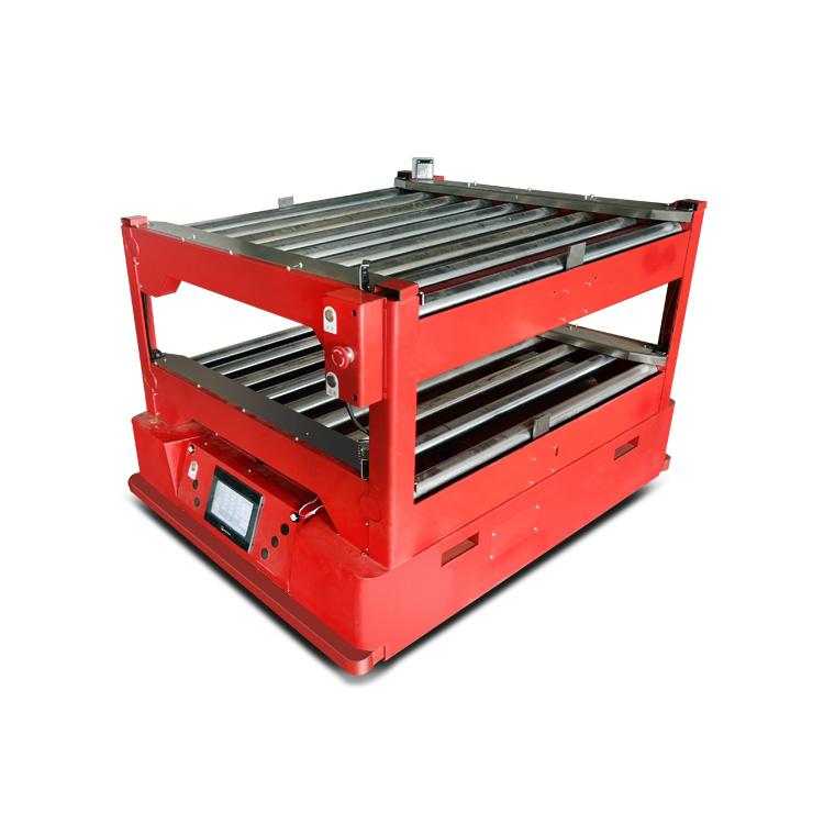 自卸動力(li)滾筒移栽式AGV
